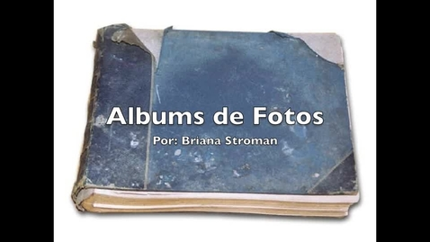 Thumbnail for entry Briana Stroman's Childrens Book-Albums de Fotos(BMQ4)