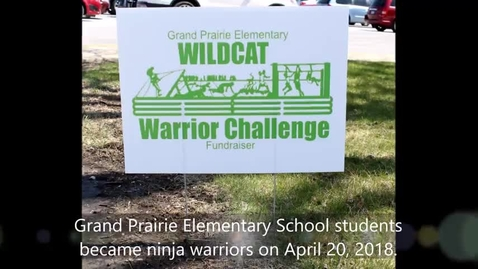 Thumbnail for entry Wildcat Warrior Challenge, Grand Prairie ES