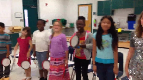 """Thumbnail for entry 14-15 Ms. Foster's 3rd grade class """"Spring is Here"""" by Kriske/DeLelles"""