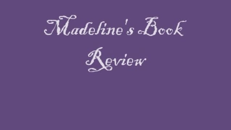 Thumbnail for entry 13-14 Shadeo's Book Review