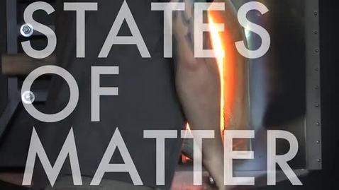 Thumbnail for entry STATES OF MATTER - GLASS