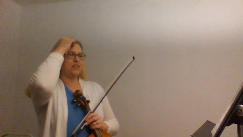 Thumbnail for entry 8th GR Viola Solo Minuet