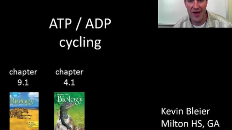 Thumbnail for entry ATP ADP cycling