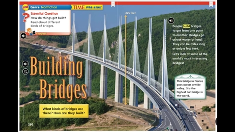 Thumbnail for entry Reading 4-17-20 Building Bridges with Graphic Organizer