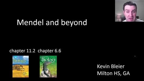 Thumbnail for entry Mendelian genetics (part 2 of 2)