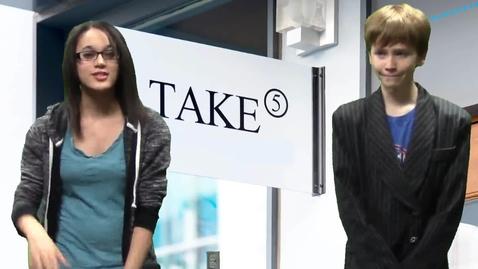 Thumbnail for entry Take 5 Episode 15 Season 2