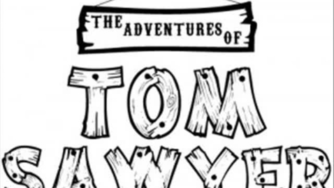 Thumbnail for entry Tom Sawyer Book Trailer