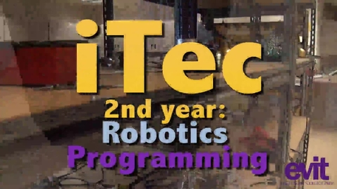 Thumbnail for entry EVIT Information Technology & Engineering Careers (iTEC) in Mesa, Arizona