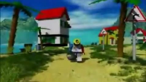 Thumbnail for entry De'Andre - Lego
