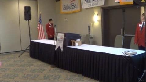 Thumbnail for entry Louisiana Fall Leadership Opening2013