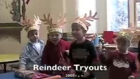Thumbnail for entry ECS Reindeer Tryouts