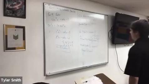 Thumbnail for entry Pre-Algebra Class 2/22/21