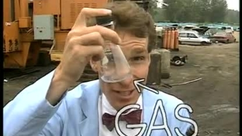 Thumbnail for entry Bill Nye Phases of Matter