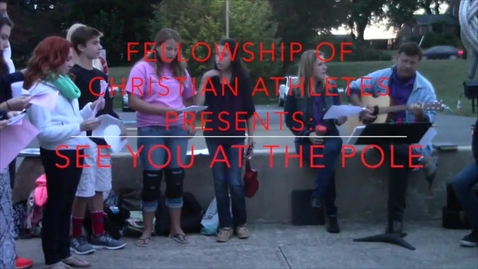 Thumbnail for entry FCA See You At the Pole