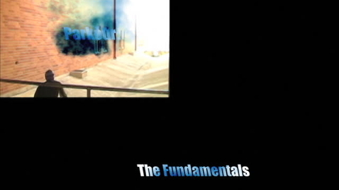 Thumbnail for entry Parkour: The Fundamentals