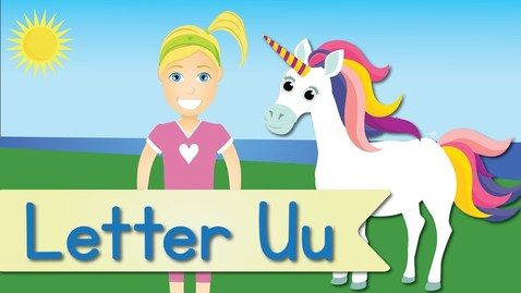 Thumbnail for entry Letter U Song