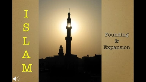 Thumbnail for entry Founding of Islam