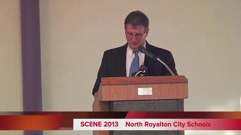 Thumbnail for entry SCENE Meeting 2013