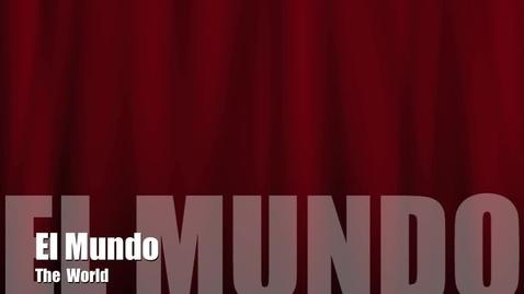 Thumbnail for entry Espana