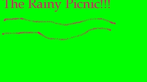 Thumbnail for entry The Rainy Picnic by Tia