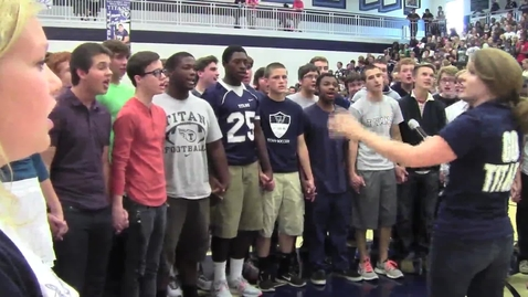 Thumbnail for entry LSW Homecoming Assembly 2012