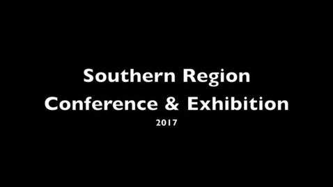 Thumbnail for entry South Exhibition 2017