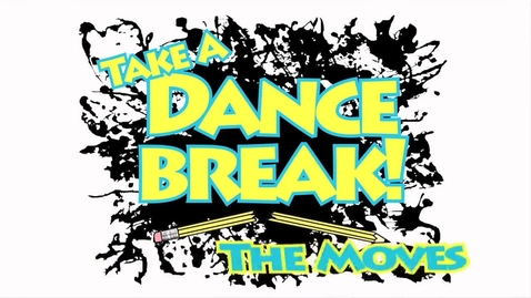 """Thumbnail for entry Dance Break: """"Can't Stop Me"""" Afrojack 2012 Instructions"""