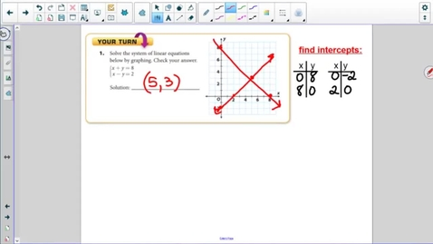 Thumbnail for entry System of Equations lesson.mp4