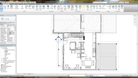 Thumbnail for entry REVIT Foundation Sections