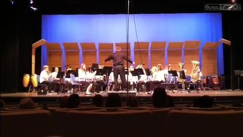 Thumbnail for entry Mt. Elden Middle School Symphonic Band