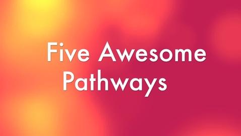 Thumbnail for entry Satellite Center Pathways Commercial