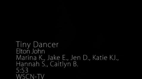 Thumbnail for entry Tiny Dancer - WSCN 2010/2011