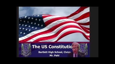 Thumbnail for entry Article 3 of the US Constitution, the Judiciary