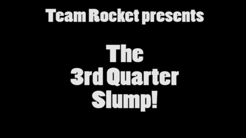 Thumbnail for entry 3rd Qtr Slump