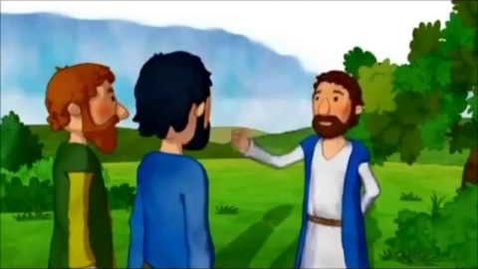 Thumbnail for entry 2-Minute Stories: New Testament Read and Share Bible (Chronologically)