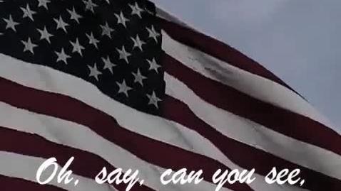 Thumbnail for entry Star Spangled Banner
