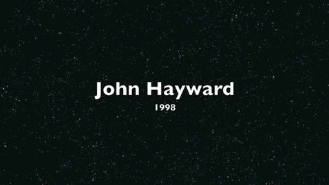 Thumbnail for entry John Hayward