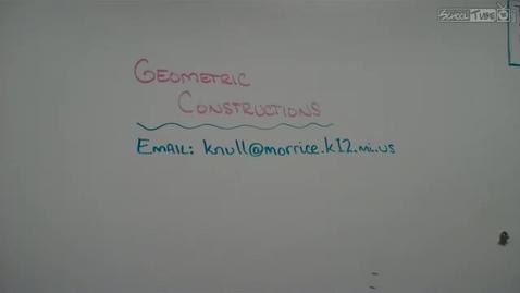 Thumbnail for entry Math 7 Announcement
