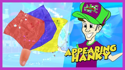 Thumbnail for entry Appearing Hanky Magic Trick | Magic Tricks For Kids | Master Plaster Magic Tutorial