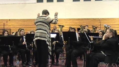 Thumbnail for entry Space Coast HS Wind Ensemble