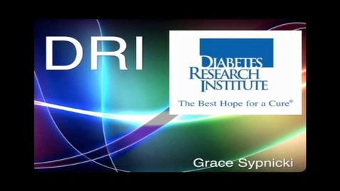 Thumbnail for entry Poetry in Motion - Diabetes Research Institute
