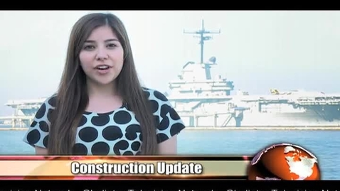 Thumbnail for entry Construction Update