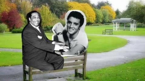 Thumbnail for entry Elvis Presley Meets Duke Ellington