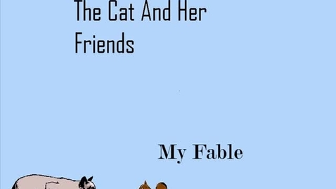 Thumbnail for entry The Cat and Her Friends