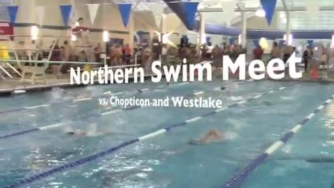 Thumbnail for entry Swim Meet vs. Chopticon and Westlake