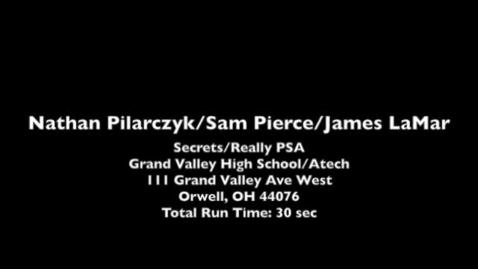 Thumbnail for entry Pilarczyk-LaMar-Pierce PSA