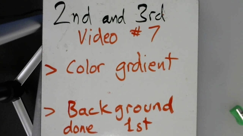 Thumbnail for entry 2nd and 3rd grade video #7