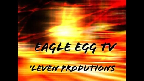 Thumbnail for entry Eagle Egg TV - Sara Inman Interview