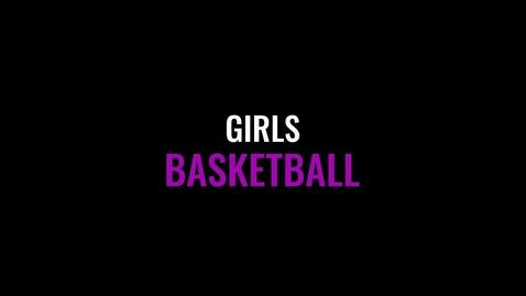 Thumbnail for entry 2021 Girls Basketball