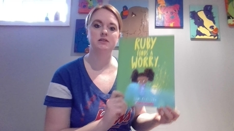 Thumbnail for entry Ruby finds a worry readalong